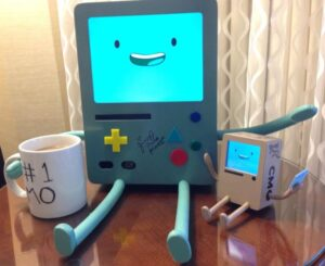BMO and CMO at ComicCon 2014